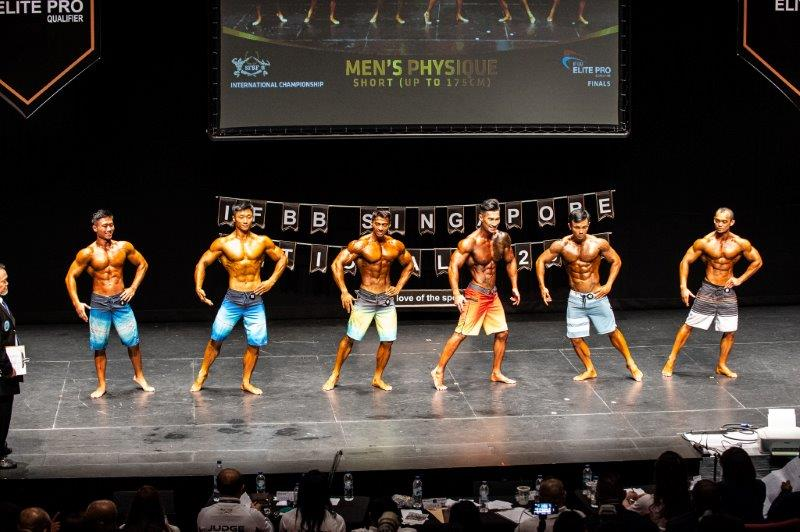 2018 IFBB Nationals Shaun Ho1233