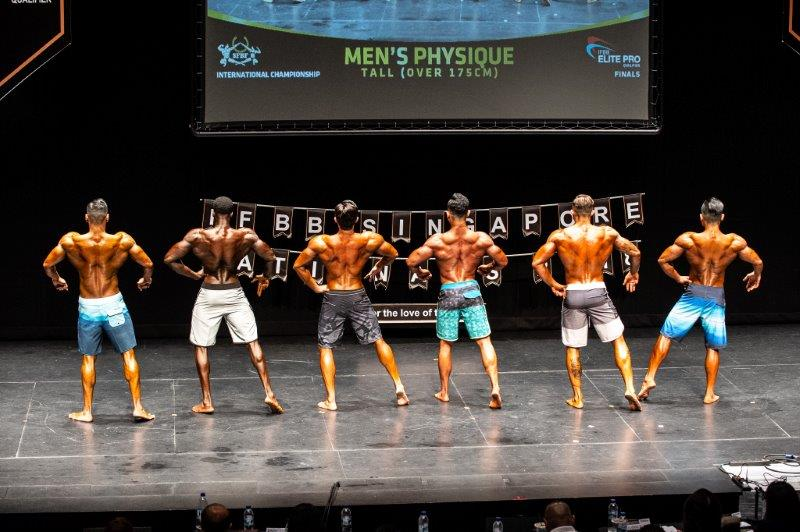 2018 IFBB Nationals Shaun Ho1264