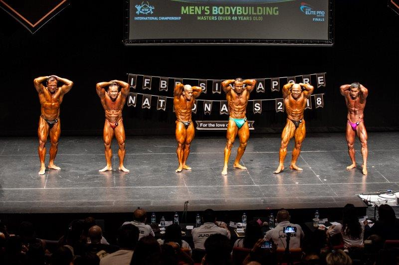 2018 IFBB Nationals Shaun Ho417