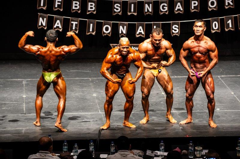 2018 IFBB Nationals Shaun Ho487