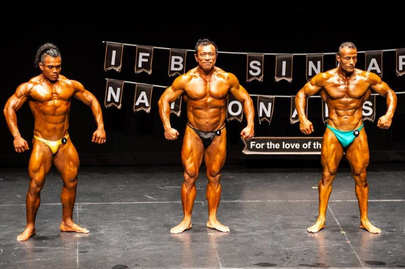 2018 IFBB Nationals Shaun Ho575